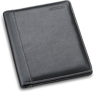 Staedtler 施德楼 Premium STAEDTLER 施德楼 Premium 皮革文具包 A5 Größe: ca. 22,5 x 17,5 cm 黑色