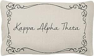 Alexandra and Company 腰枕 Kappa Alpha Theta AA3024KAT