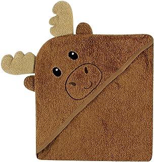 Luvable Friends ラバブルフレンズ Animal Face Hooded Towel アニマル フェイス フード付きバスタオル Moose ムース