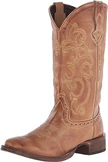 Roper 女式经典牛仔西部靴