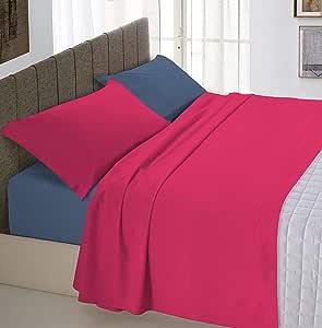 自然色 cl-nc-2p Complete 双人床,100% 棉,,300X 250X 2CM