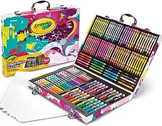 Crayola 绘儿乐 灵感艺术绘画套装 粉色