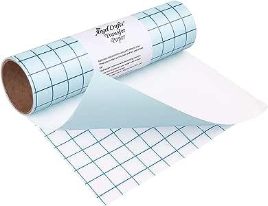 12x8 转印纸 白色和透明 透明 1包 43216-109892