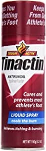 Tinactin Athlete Liquid Foot Spray, 5.3 oz