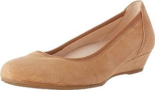 Gabor 女式舒适运动芭蕾平底鞋