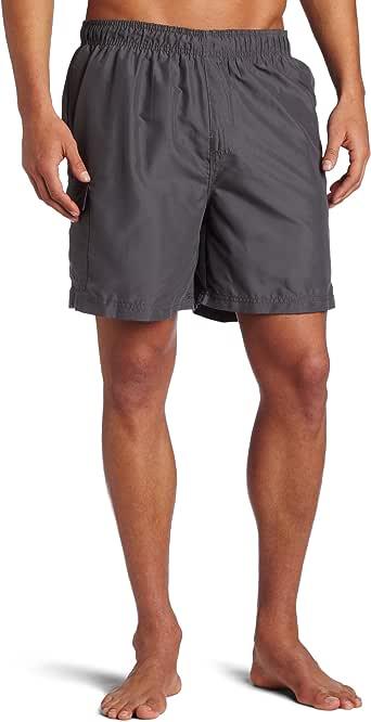 Kanu Surf 男式哈瓦那泳裤(常规和加大尺码)  Havana Charcoal X-Large