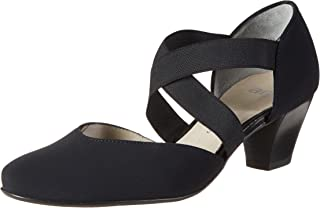 ara Toulouse 12-33439-69 女士轻便鞋,黑色