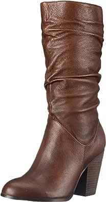 Carlos by Carlos Santana Women's Howell Boot 法国白兰地 7 B(M) US