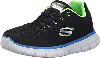 Skechers Kids Synergy Fine Tune Lace Up Athletic Sneaker (Little Kid/Big Kid)