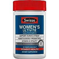 Swisse女士复合维生素 50片 女性多种维生素
