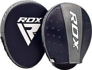 RDX 中性皮革焦点垫,蓝色,均码