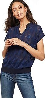 G-STAR RAW 女士網眼套頭衫
