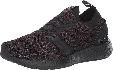 PUMA 女士 Nrgy Neko Engineer 针织运动鞋 Black Fig 5.5