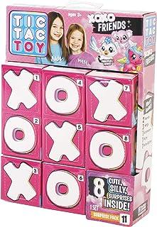 Blip Toys Tic Tac Toy XOXO Friends 多件包惊喜 - 11 包,共 12 个