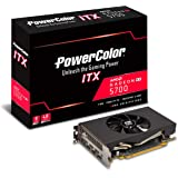 Powercolor RX5700搭載ショート基板ITXグラフィックボード [AXRX 5700 ITX 8GBD6-2DH]