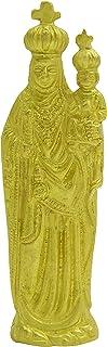 stylewise 金色黄铜耶稣基督桌饰雕像手工制作办公室汽车仪表板雕像 Gold Tone (Design#3) MFR200A