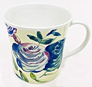 萤火虫和花卉精美骨瓷咖啡杯 Rose of England 出品