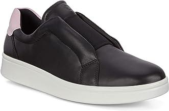 ECCO Women's Soft 4 Slip on Sneaker