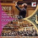 【现货】【中图音像】进口CD:2018年维也纳新年音乐会/里卡尔多.穆蒂 NEW YEAR'S CONCERT...
