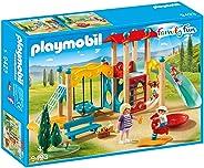 Playmobil 摩比世界 9423-大型游樂場玩具