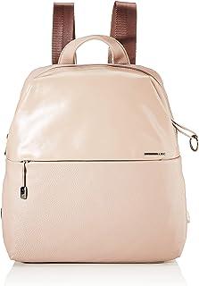 Mandarina Duck 女士 Athena 背包,粉色(Stucco),30x36x11厘米