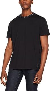 Calvin Klein Jeans 男式 Biro Cn T 恤 Ss T 恤