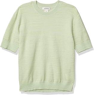 Club Monaco 女式宽松粗纺 T 恤