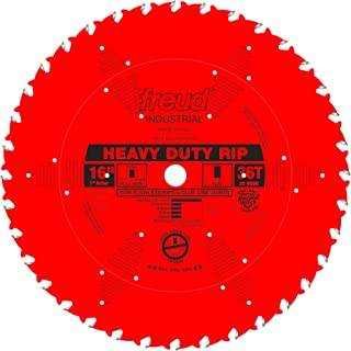 Freud LM72R016 16-Inch 36 Tooth FTG Ripping Saw Blade with 1-Inch Arbor and PermaShield Coating