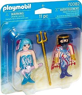 Playmobil 70082 两件套海洋*和美人鱼 多色