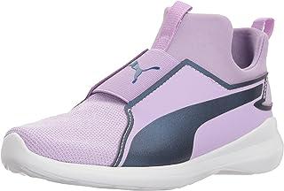 PUMA Rebel Mid Gleam 儿童运动鞋