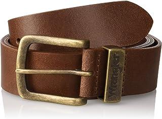WRANGLER 男士皮带 Metal Loop Belt
