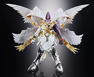 Bandai Tamashii Nations 数码宝贝 超进化魂07 神圣天使兽动作手办