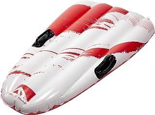 Franklin Sports Arctic Trails 滑雪管 - 雪地赛车 - 充气滑板 - 充气管