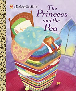 The Princess and the Pea (Little Golden Book) (English Edition)