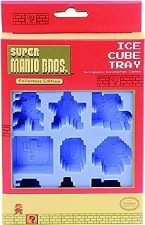 Nintendo 任天堂 Super Mario Bros 马里奥冰格托盘,硅胶多色,16.5x11.5x18厘米