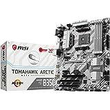 MSI GAMING AMD ryzen B350DDR 4VR Ready HDMI USB 3ATX ( B350GAMING PRO CARBON ) ATX