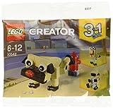 LEGO 乐高 拼插类玩具 Creator 可爱的哈巴狗 30542