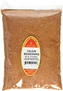 Marshalls Creek Spices Kosher Cajun 调味补充装,15 盎司