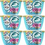 【ケース販売】 ボールド 洗濯洗剤 ジェルボール3D 爽やかプレミアムクリーンの香り 本体 18個入×6個