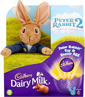 Cadbury Dairy Milk Peter Rabbit Easter Egg, 72 g
