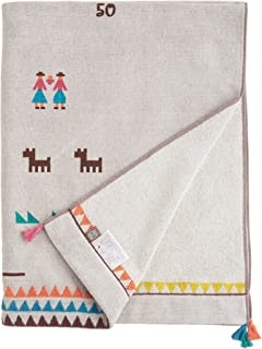 BOBO 身高尺带毛巾 多色 タオルケット