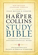 HarperCollins Study Bible: Fully Revised & Updated (English Edition)
