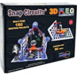 Elenco Snap Circuits 3D M.E.G. 电子发现套件