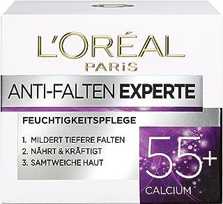 L'Oréal Paris 巴黎欧莱雅 抗皱专家保湿面霜,适用于55岁以上人群,令肌肤紧致柔软,50ml
