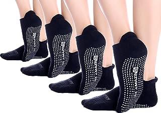 女士瑜伽袜筒袜防滑防滑普拉提*孕妇