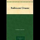 Robinson Crusoe (鲁滨逊漂流记) (免费公版书)