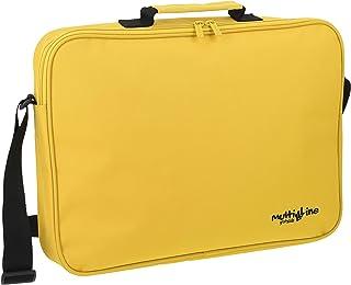 Grafoplás 37651260 Multiline 挎包,黄色,38 x 28 x 6厘米