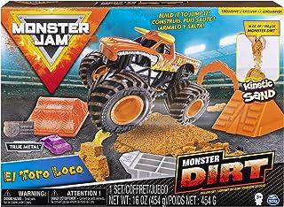 Monster Jam Max D Monster Dirt 豪华套装 El Toro Loco 多种颜色