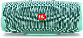 JBL Charge 4蓝牙扬声器,便携式音箱,带内置移动电源,充电长达20小时无线音乐流JBLCHARGE4TEAL Boombox