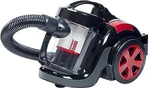 Bestron ABL870BR 无袋吸尘器,黑色,伸缩管
